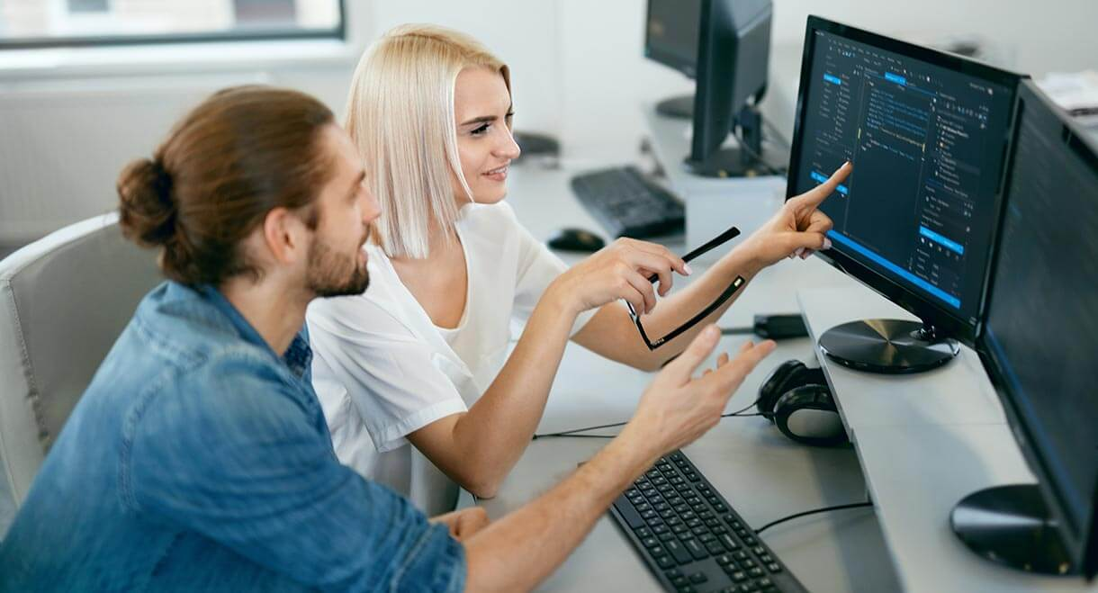 How Web Developers Can Improve Your Business Website